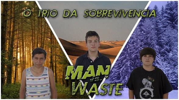 o trio da sobrevivência
