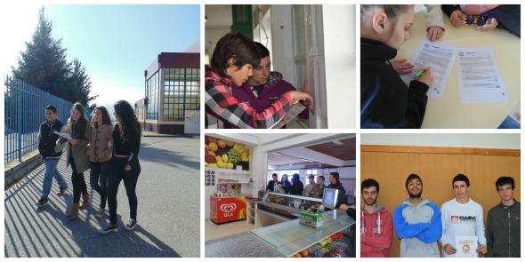 Escola Secundária Porto de Mós e Escola Básica e Secundária Fornos de Algodres