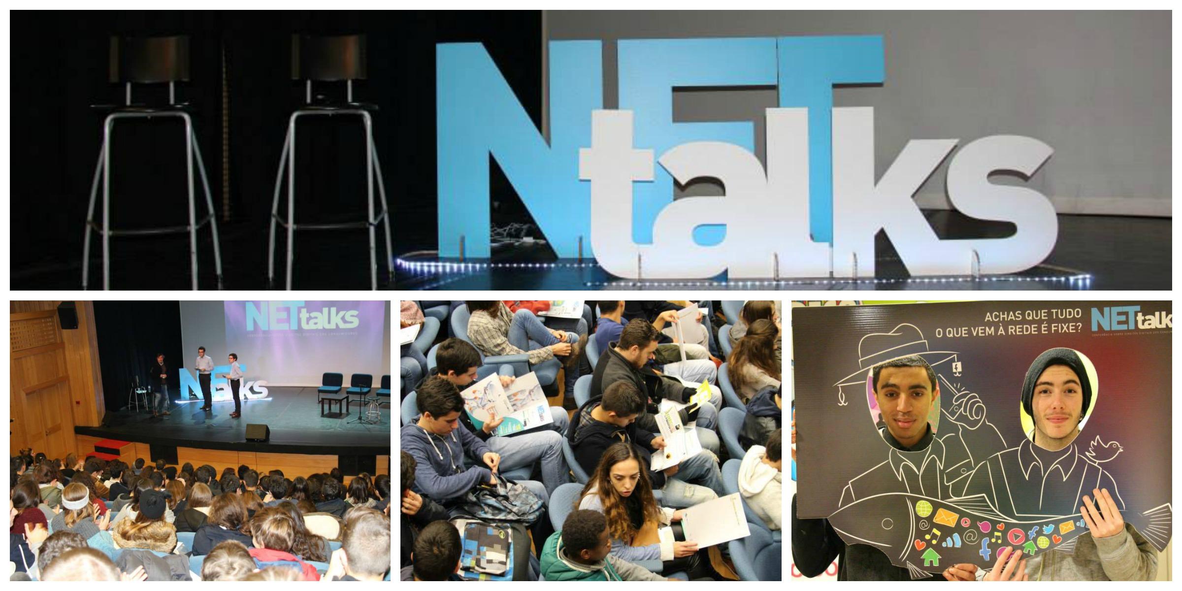 Conferência Nettalks_Colagem